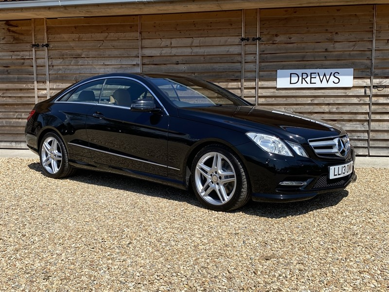 Used Mercedes E250 2.2 CDI S/S SPORT AMG Panoramic Sunroof Great Spec in Berkshire