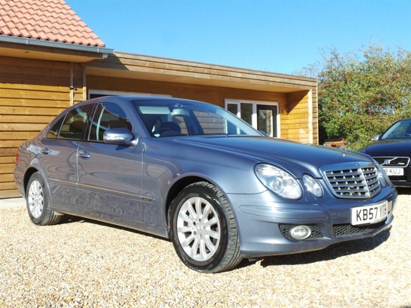 Used Mercedes E320 CDI ELEGANCE Sale Now On Fantastic Deal Sat Nav Just serviced New MOT Low Mileage in Berkshire