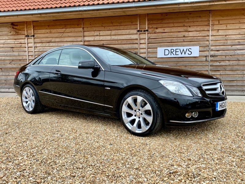 Used Mercedes E350 3.0 CDI BE SE Automatic FSH £275 Road Tax Great Spec in Berkshire