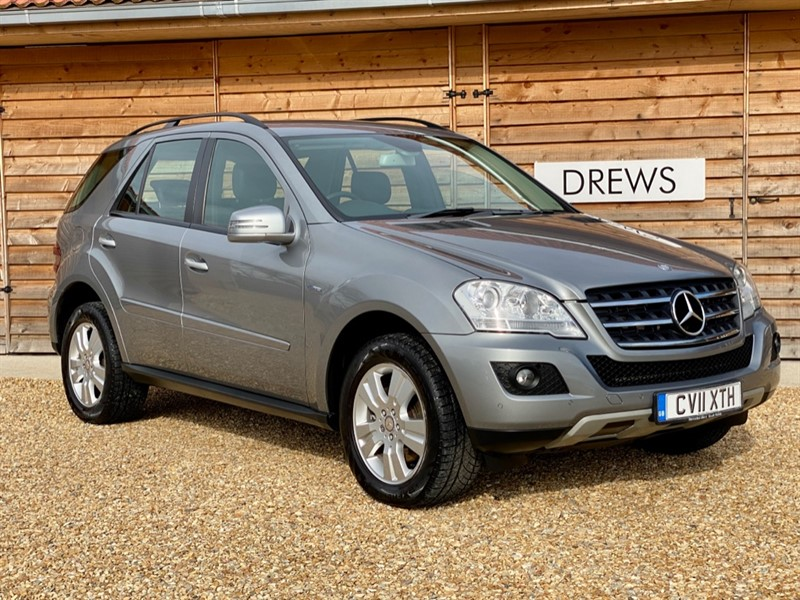 Used Mercedes ML300 3.0 CDI SE Auto Big Spec Lovely Condition in Berkshire