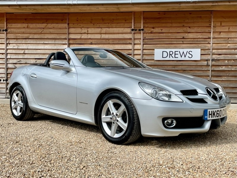 Used Mercedes SLK200 SLK200 KOMPRESSOR in Berkshire
