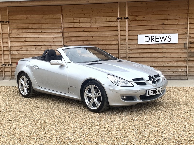 Used Mercedes SLK200 200 Komp Heated Seats Air Scarf Fantastic S/History in Berkshire