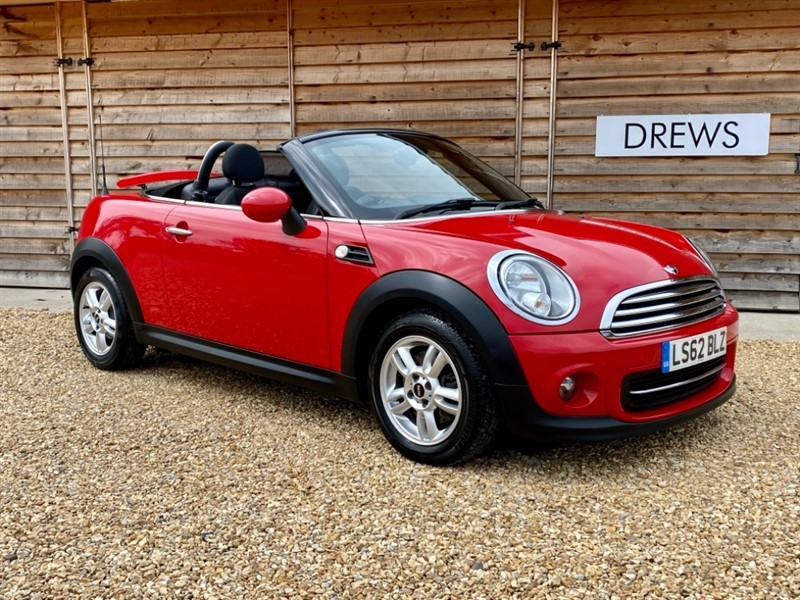 Used MINI Roadster COOPER  Convertible 1.6 Petrol Great Condition in Berkshire
