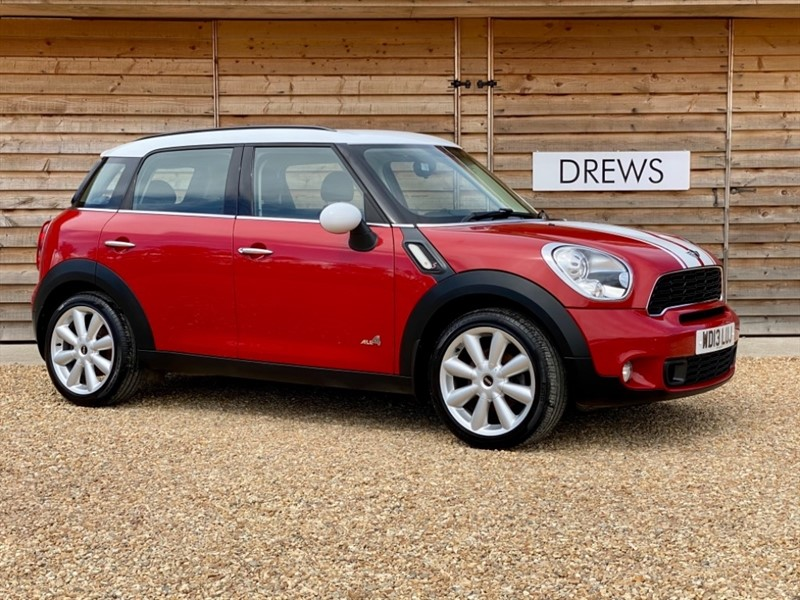 Used MINI Cooper COOPER SD ALL4 Heated Seats Chilli Pack Great Spec in Berkshire