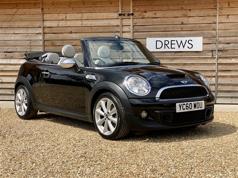Used MINI Cooper S 1.6 Convertible £3800 Factory Options Heated Lounge Leather Seats in Berkshire