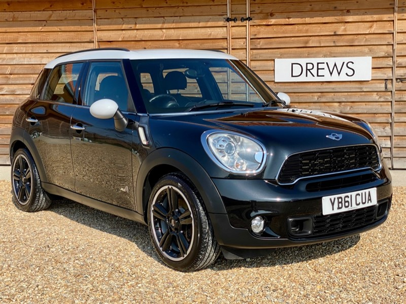 Used MINI Countryman COOPER S ALL4 £6k Factory Options in Berkshire