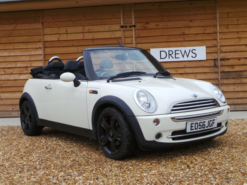 Used MINI Cooper Convertible Just Serviced July MOT Great Condition in Berkshire