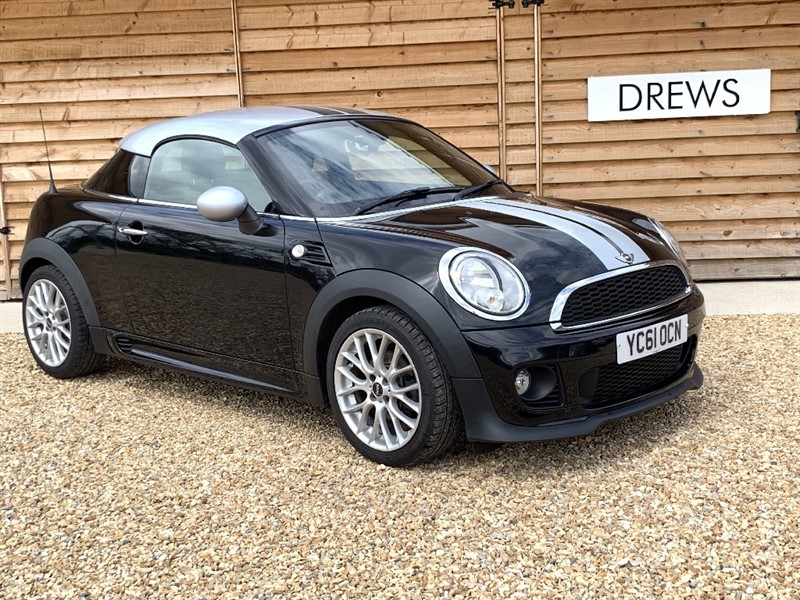 Used MINI Coupe COOPER John Cooper Works 4.6K Factory Fitted Options in Berkshire