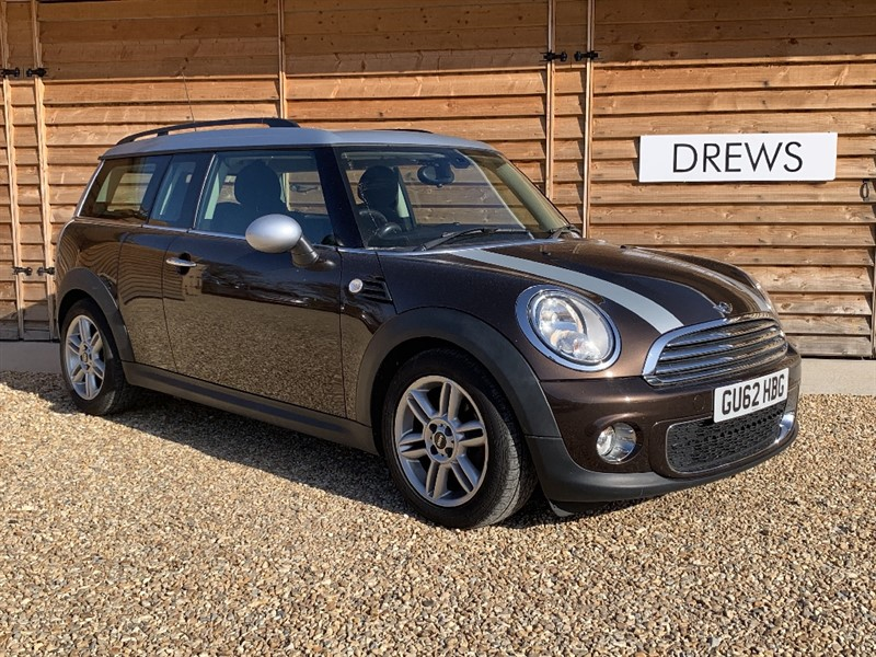 Used MINI Clubman COOPER D CLUBMAN One Owner 20 Tax New MOT in Berkshire
