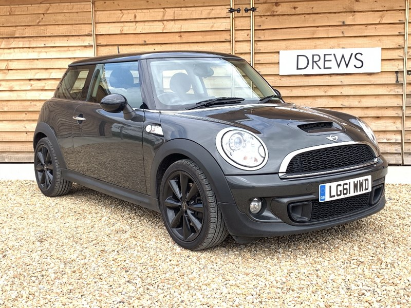 Used MINI Cooper S COOPER S Chilli Pack Panoramic Sunroof Just Serviced and New MOT in Berkshire