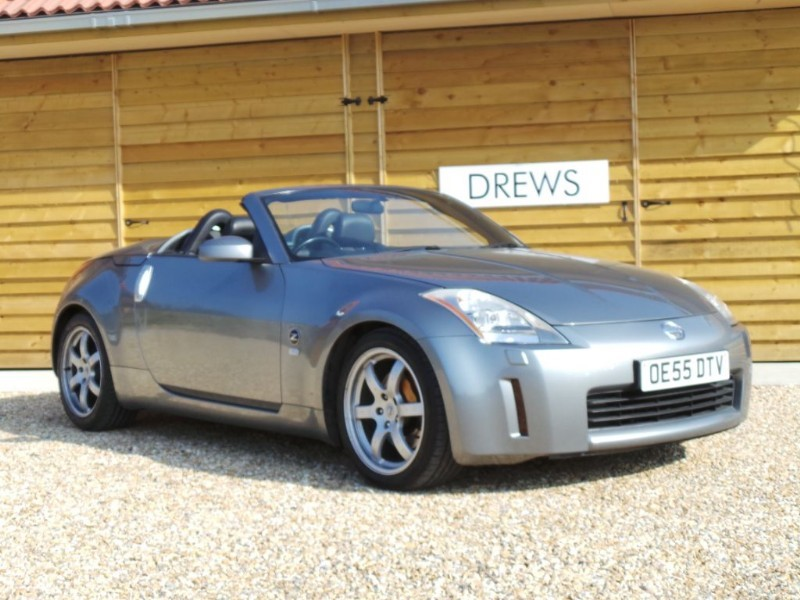 Used Nissan 350Z V6 ROADSTER With Full Nissan Service History in Berkshire