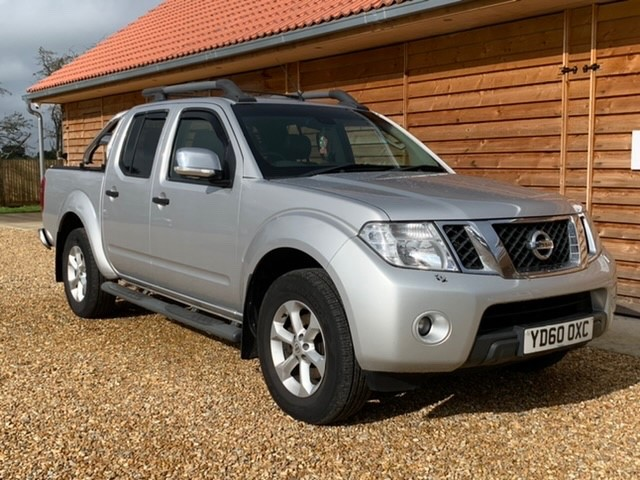 Used Nissan Navara DCI TEKNA 4X4 DCB New MOT Just Serviced Part Exchange to Clear in Berkshire