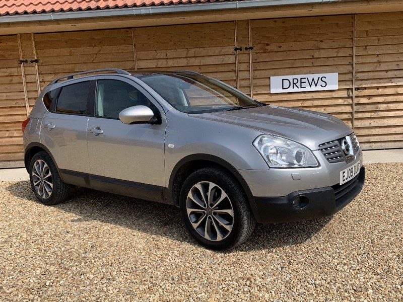 Used Nissan Qashqai TEKNA DCI Full Nissan History And New MOT in Berkshire