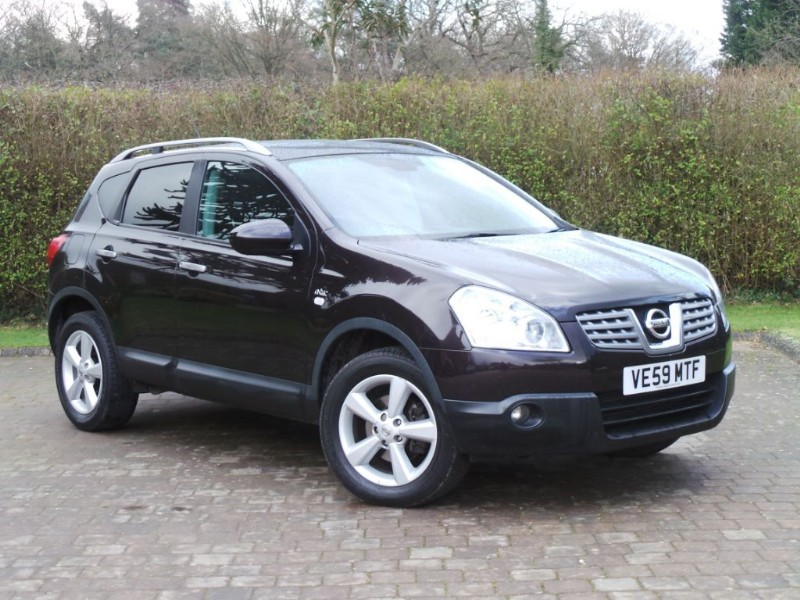 Used Nissan Qashqai N-TEC DCI Top Spec Just Serviced And New MOT in Berkshire