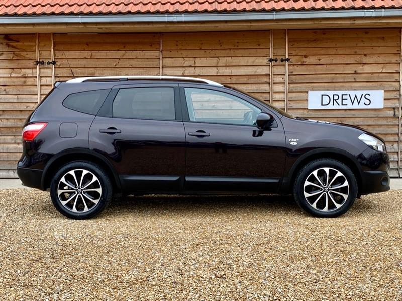 Used Nissan Qashqai 7 Seats DCI N-TEC Plus Sat Nav and Reversing Camera in Berkshire