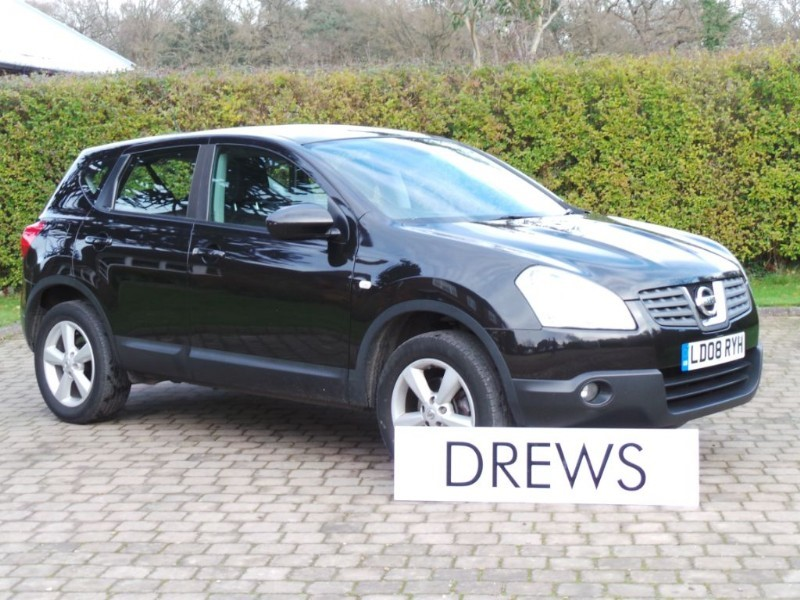 Used Nissan Qashqai TEKNA Top Spec Heated Leather Seats Panoramic Roof in Berkshire