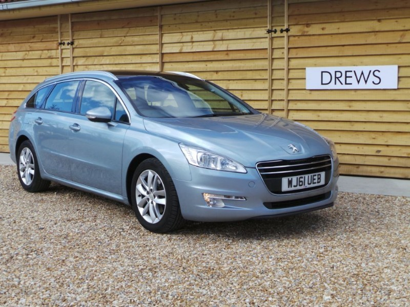 Used Peugeot 508 ACTIVE SW HDI Estate in Berkshire