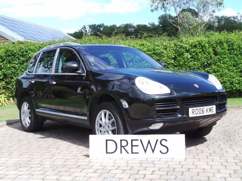 Used Porsche Cayenne V6 TIPTRONIC  Truely Exceptional Condition in Berkshire