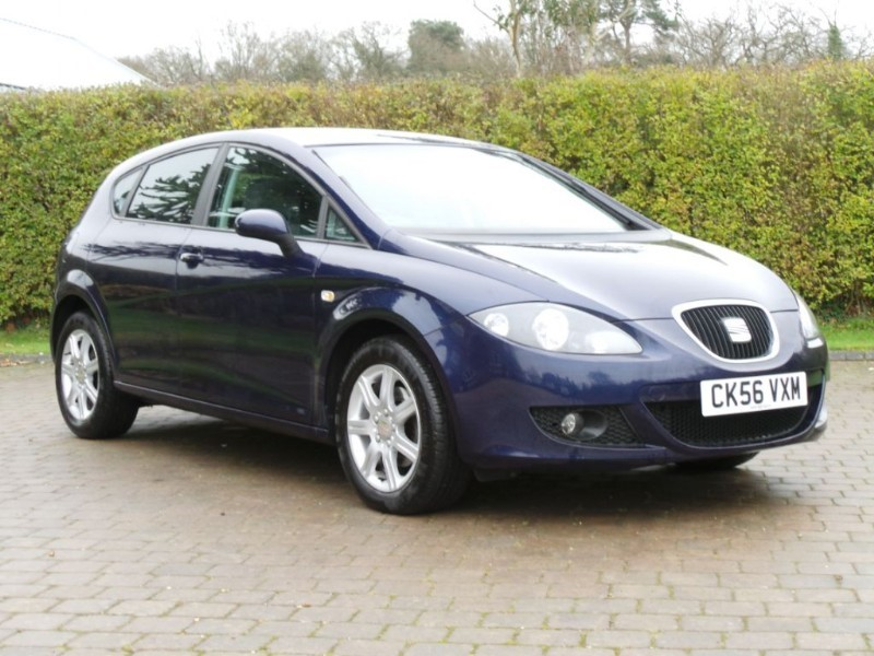 Used SEAT Leon Sport SE Petrol With FSH Due In Soon in Berkshire