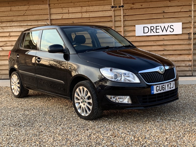Used Skoda Fabia ELEGANCE TDI CR £20 Tax in Berkshire