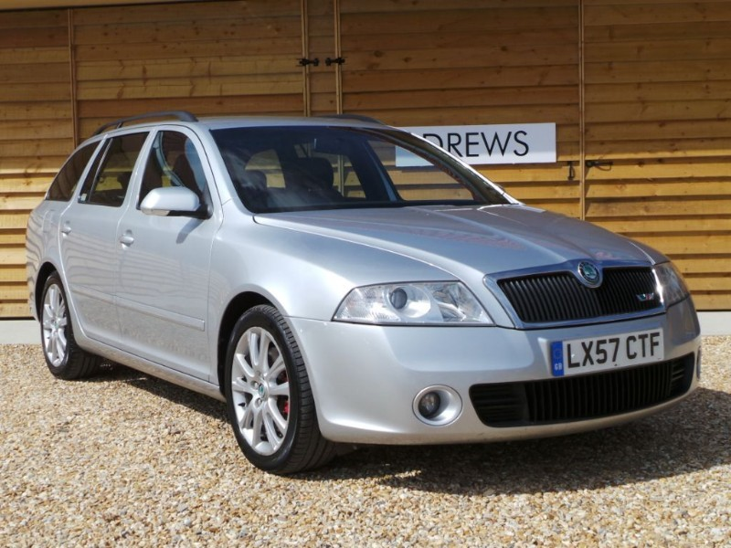 Used Skoda Octavia VRS 2.0T One Owner FSH Cambelt Replaced in Berkshire
