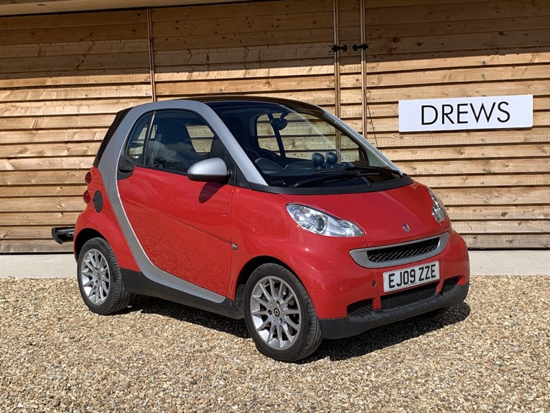 Used Smart Car Fortwo Coupe PASSION MHD in Berkshire