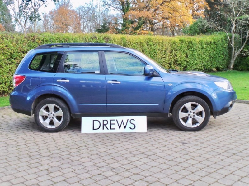 Used Subaru Forester D XC Cross Country Great Spec Great Condition in Berkshire