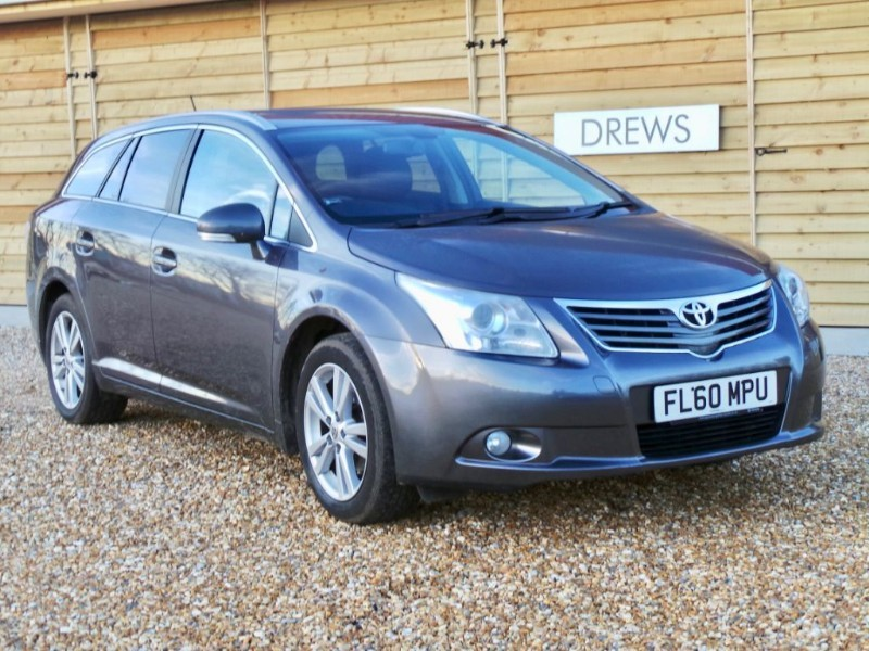 Used Toyota Avensis T4 Petrol Leather and Sat Nav with Reverse Camera in Berkshire