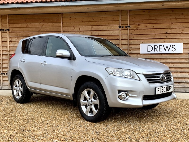 Used Toyota RAV4 D-4D XT-R 2.2 AWD Heated Seats Tow Pack Just Serviced in Berkshire