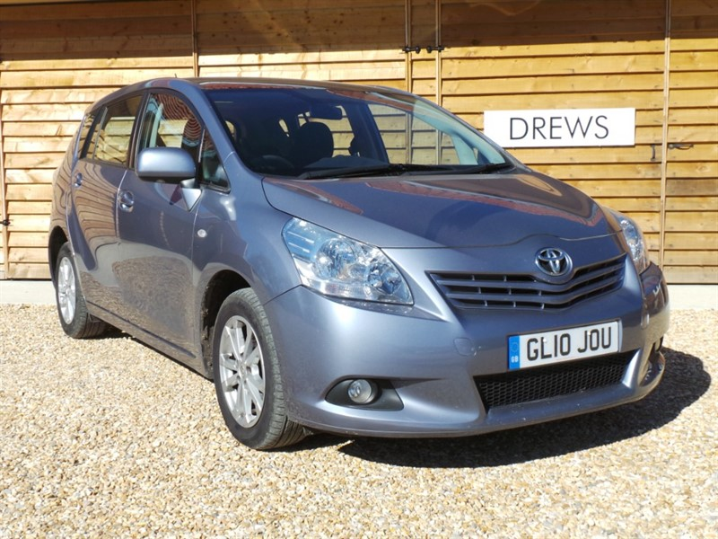 Used Toyota Verso D-4D TR 7 Seats One Owner Toyota S/History Immaculate Condition in Berkshire