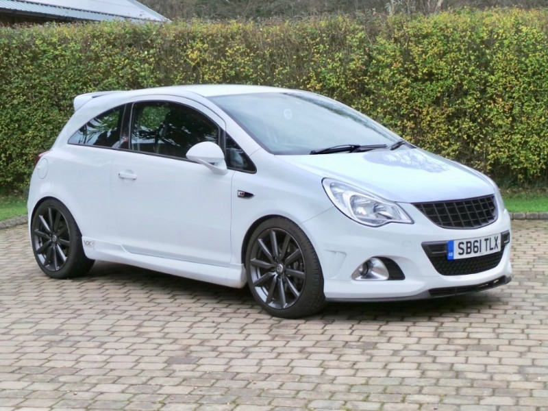 Used Vauxhall Corsa VXR NURBURGRING EDITION in Berkshire