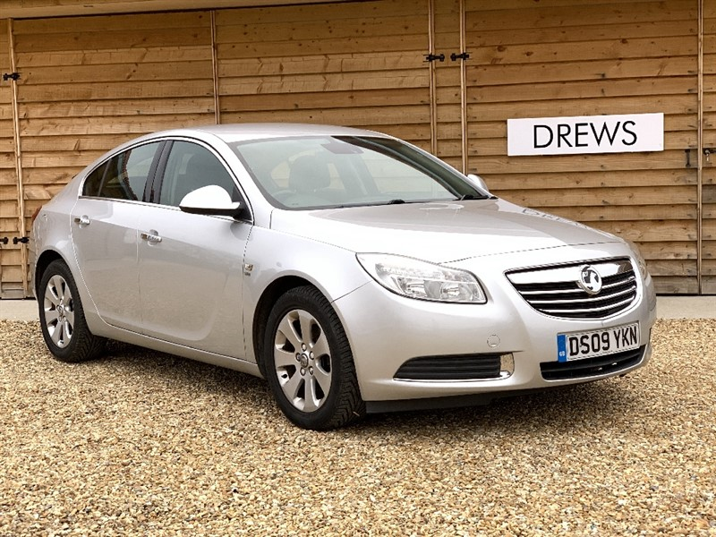 Used Vauxhall Insignia SE Great Spec Ask For No Deposit Finance in Berkshire