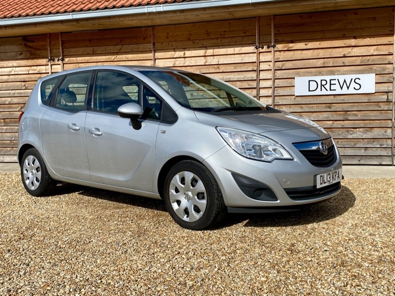 Used Vauxhall Meriva 1.4 Turbo EXCLUSIV AC Just Serviced Dec MOT in Berkshire