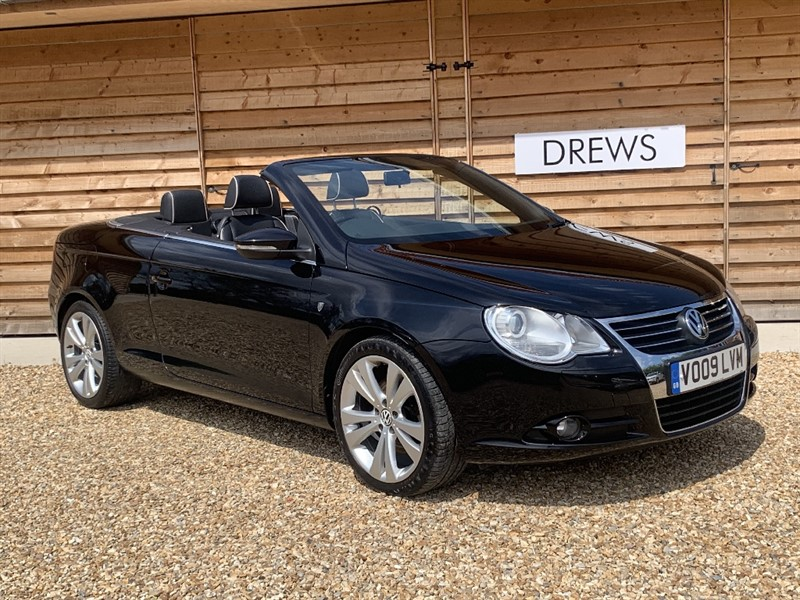 Used VW Eos INDIVIDUAL TDI Lovely Example Fantastic Condition in Berkshire