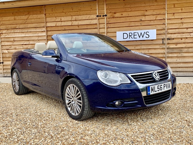 Used VW Eos SPORT TDI Just Serviced & New MOT in Berkshire