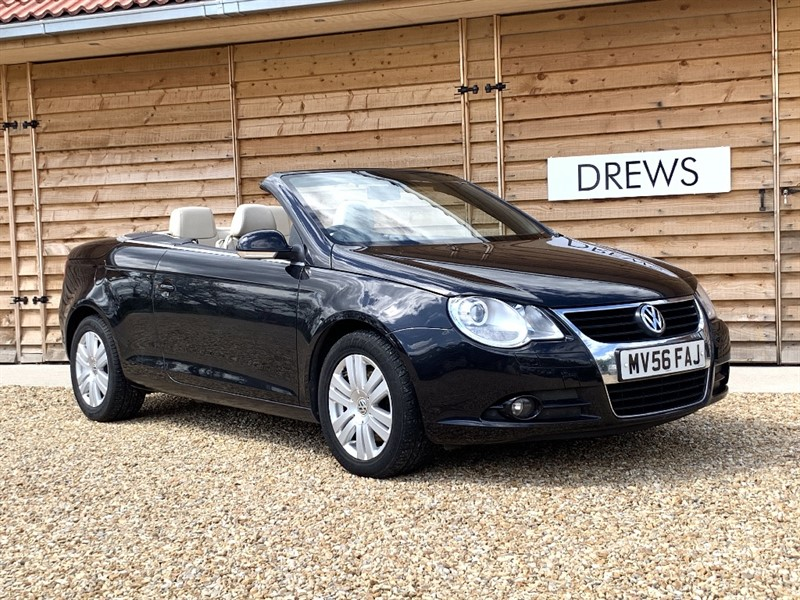 Used VW Eos TDI Heated Leather Seats Serviced 11 Times Fantastic Condition ! ! ! in Berkshire