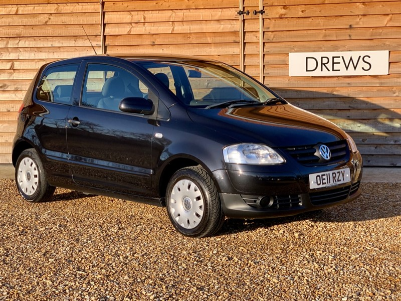 Used VW Fox FOX 1.1 Petrol Low Mileage Just Serviced in Berkshire