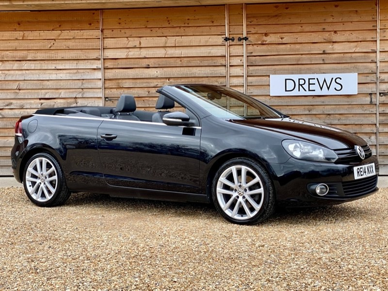 Used VW Golf 2.0GT TDI Automatic Bluemotion DSG Reverse Camera Great Spec in Berkshire
