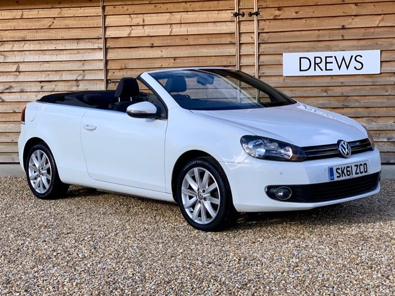 Used VW Golf 1.6 SE TDI BM TECH £30 Tax in Berkshire