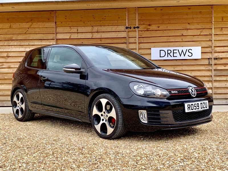 Used VW Golf GTI 2.0 T 3 Door Due In Soon 9 VW Services Exceptional Condition in Berkshire