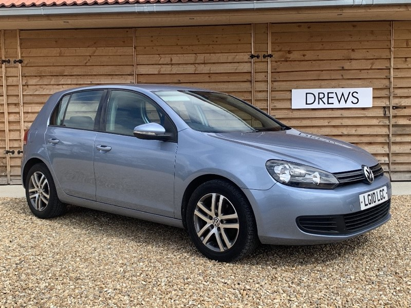 Used VW Golf SE 2.0 TDI 6 Speed Just Serviced Great Condition Lovely To Drive in Berkshire