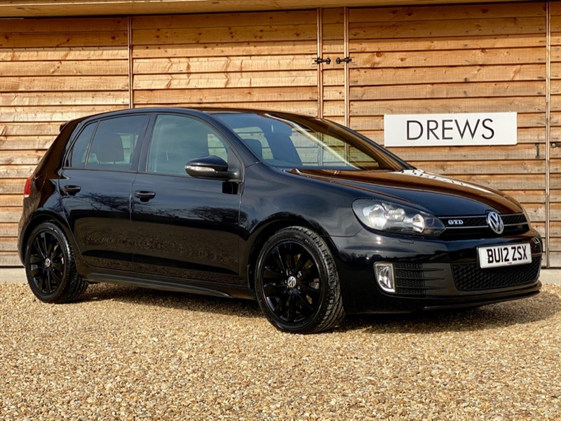 Used VW Golf GTD 170 Leather And Factory Sunroof in Berkshire