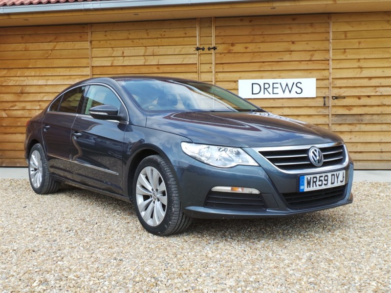 Used VW CC TSI One Owner 8 VW Services in Berkshire