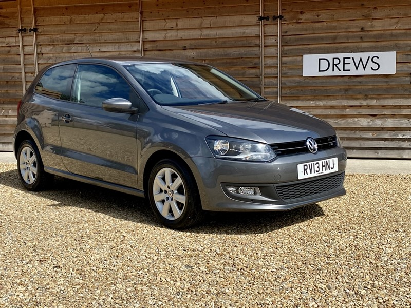 Used VW Polo 1.2 MATCH TDI FSH Cambelt Replaced July 22 MOT in Berkshire