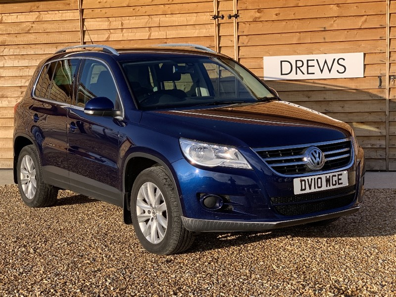 Used VW Tiguan SE TDI 4MOTION 170 Just Serviced and New MOT in Berkshire