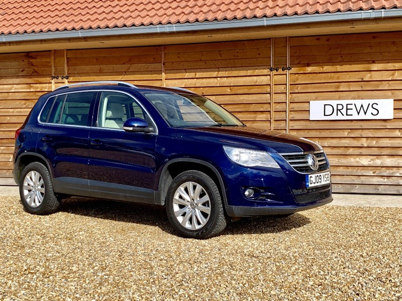 Used VW Tiguan SE TDI One Owner Leather Bluetooth F&R Parktronic FVWSH in Berkshire