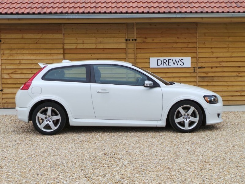 Used Volvo C30 D SPORT R Design Heated Leather Seats in Berkshire