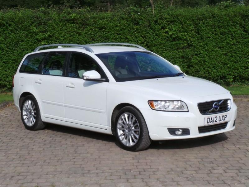 Used Volvo V50 DRIVE SE EDITION S/S Zero Road Tax in Berkshire