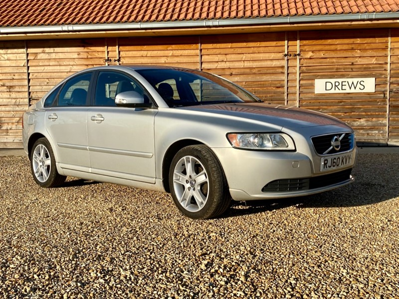 Used Volvo S40 D DRIVE SE £20 Tax Great MPG in Berkshire