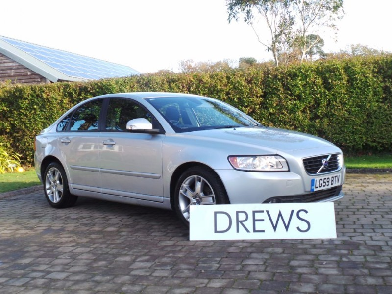 Used Volvo S40 SE D Owner Very Low Mileage in Berkshire